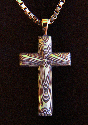 Mokume Cross