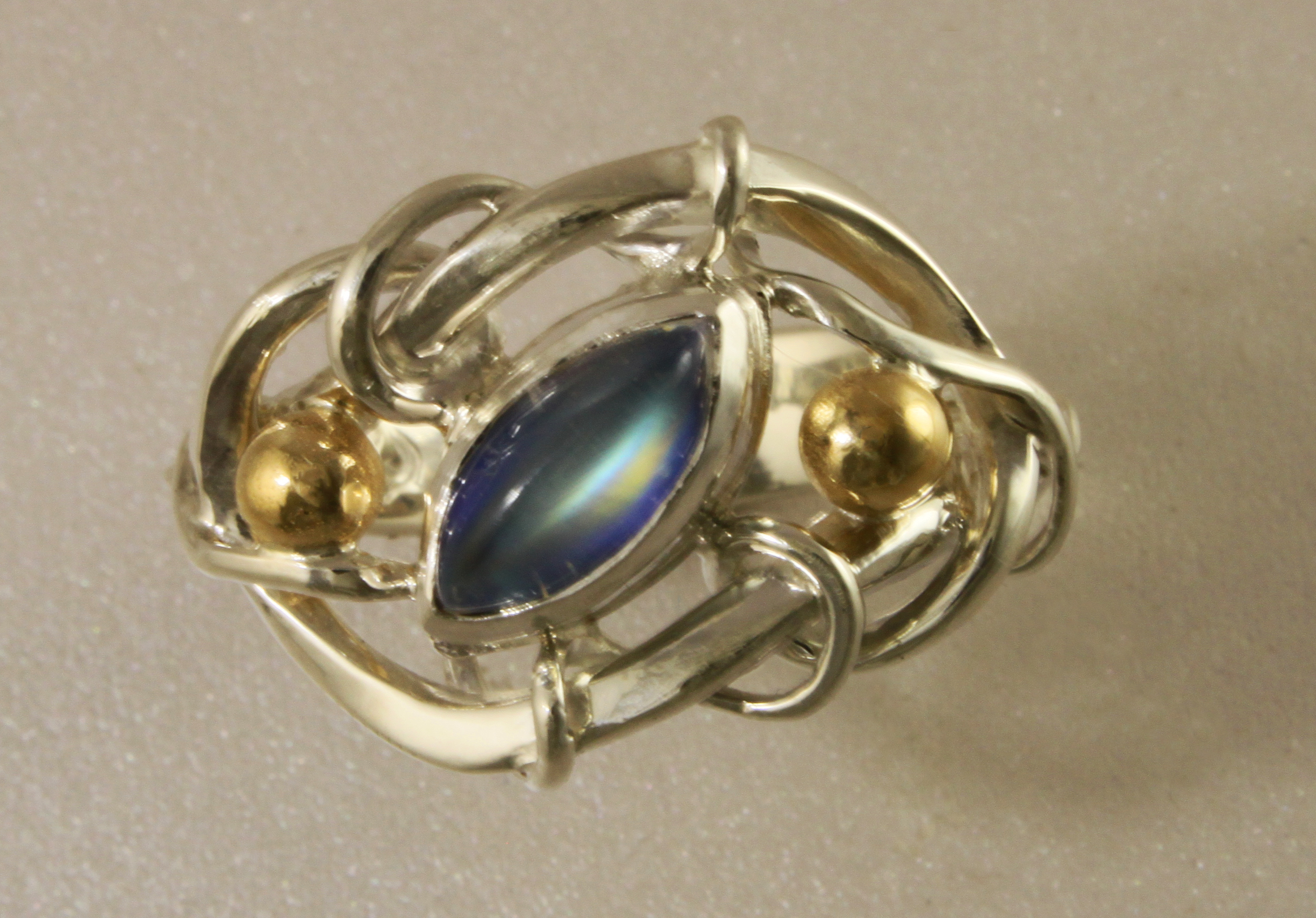 Kate's Moonstone Ring