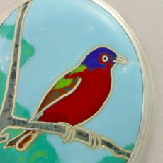 Painted Bunting II